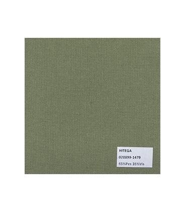 Tipo Trevira PalmBeach Unicolor Verde Musgo