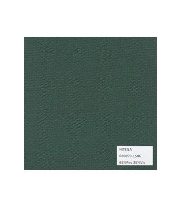 Tipo Trevira PalmBeach Unicolor Verde Botella