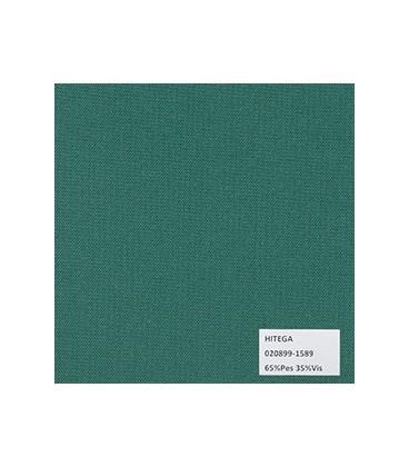 Tipo Trevira PalmBeach Unicolor Verde Pabellón