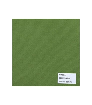Tipo Trevira PalmBeach Unicolor Verde Limón