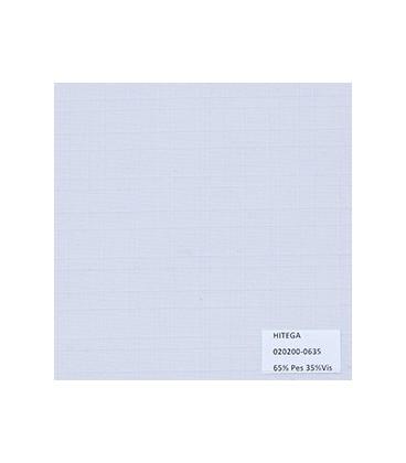 Polylino Unicolor Labrado Blanco