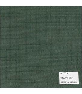 Polylino Unicolor Labrado Verde