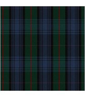 Casimir Elizabeth Escocés Azul Verde Rojo