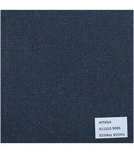 Mezclilla Bicolor Azul