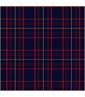 Casimir Escocés Azul Rojo Amarillo