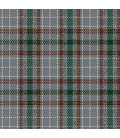 Casimir Escocés Gris Verde Rojo