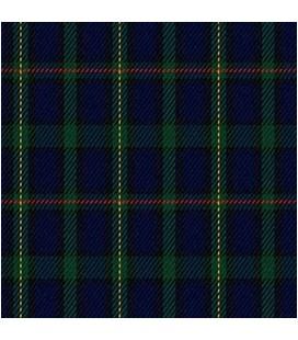 Casimir Escocés Verde Azul Rojo