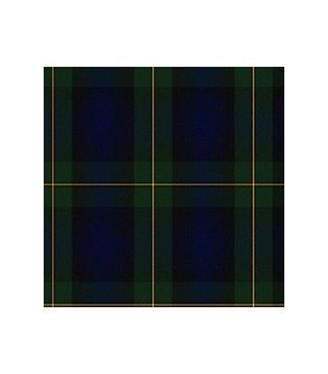 Casimir Escocés Verde Azul Amarillo