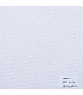 Gabardina Unicolor Blanco