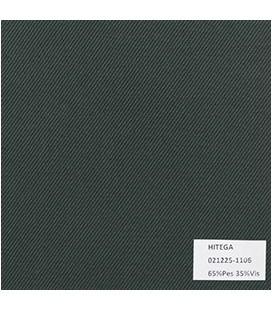 Gabardina Unicolor Verde Oscuro