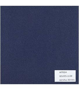 Gabardina Unicolor Azul