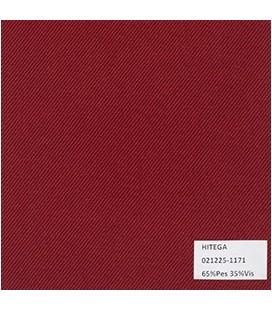 Gabardina Unicolor Rojo