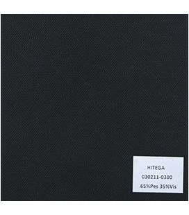 Casimir Unicolor Fino Negro