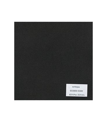 Gabardina Unicolor Fino Negro