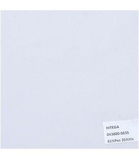 Gabardina Unicolor Fino Blanco