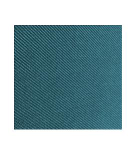 Gabardina Unicolor Azul Petróleo