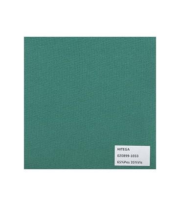 Tipo Trevira PalmBeach Unicolor Verde Esmeralda